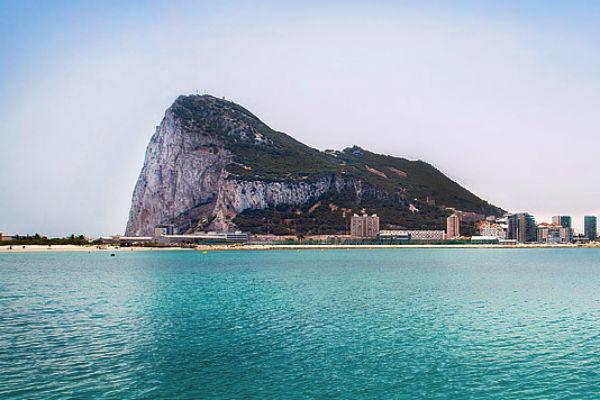 Gibraltar-The rock