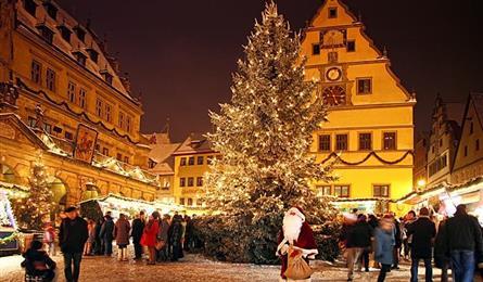 冬日溫暖特輯:7種不同驚喜與【德國】聖誕市集相遇