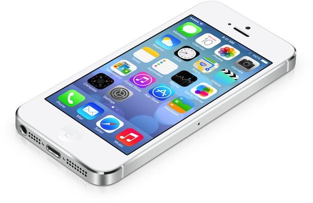 iOS 7 外觀