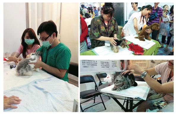 2014台北寵物展8