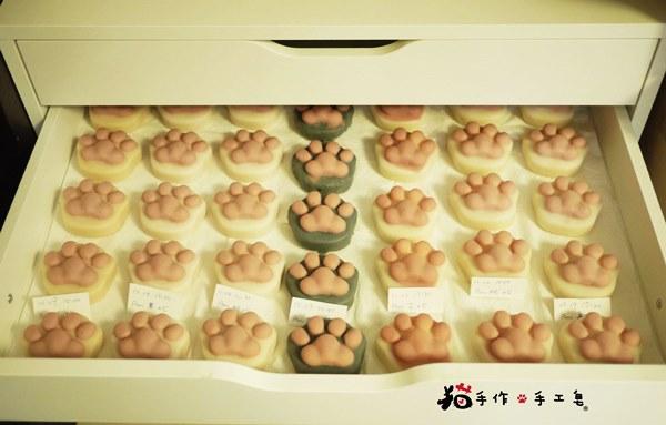 貓掌皂002