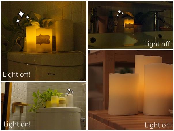 LED蠟燭010