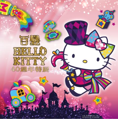 Hello Kitty展覽圖檔-1