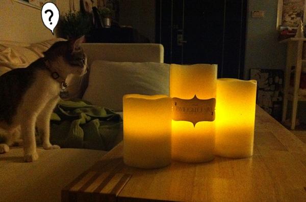 LED蠟燭021