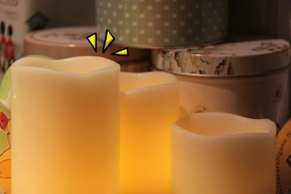 LED蠟燭013