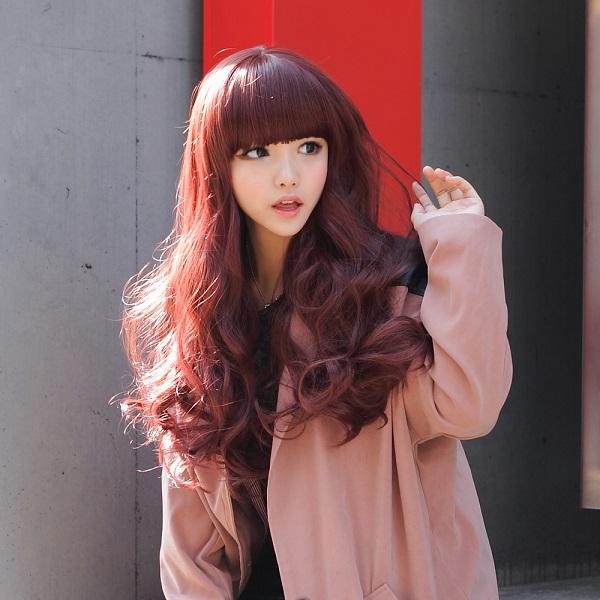 齊瀏海捲髮02