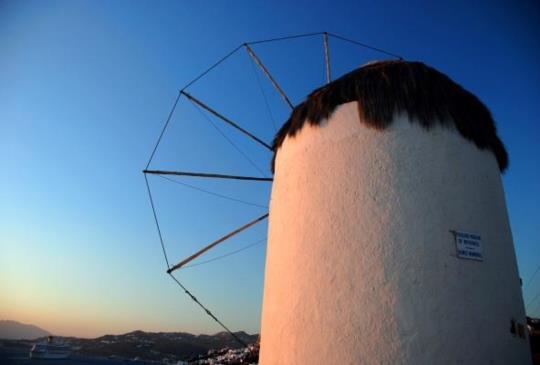 【希臘】夏日的浪漫 小島夕陽景點全記錄