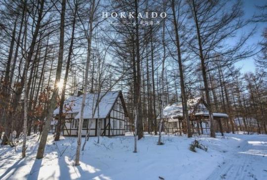 【十勝中札內農村休暇村】住一晚北海道超現實夢幻露營區
