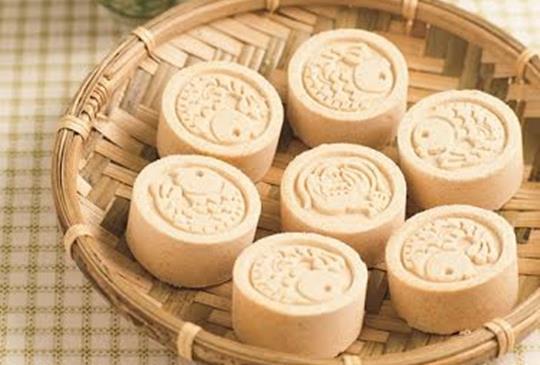 【自製古早味糕點:傳統綠豆糕】