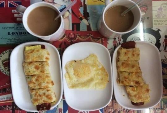 內湖人必吃的早餐 (上)