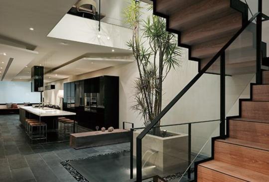 與自然共存 陽光空氣水打造的家