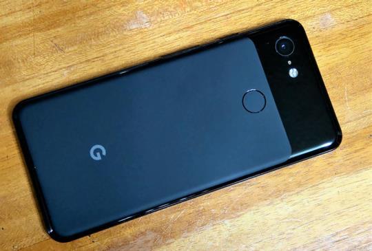 降臨台灣的 Google 親兒子,5.5 吋黑色款PIXEL 3完整開箱