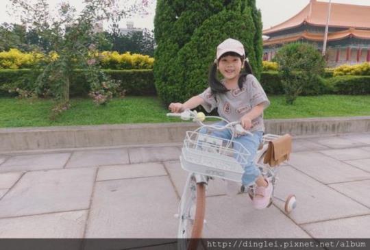 最美的日本iimo兒童腳踏車。小小文青必備車款!
