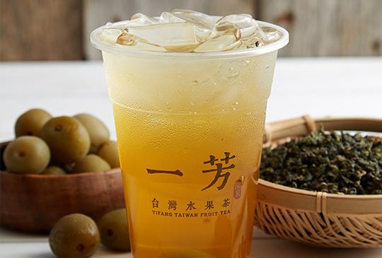 【一芳水果茶】走跳盛夏酸甜解渴「不能梅有妳」! 大杯加量升級限時優惠39元!