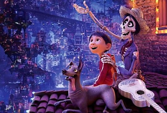 【《可可夜總會》:奇幻獨特的墨西哥亡靈節,死亡是什麼?當你被忘記的時候】