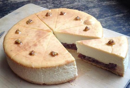 【就愛這一味】!台北超濃郁重乳酪蛋糕精選