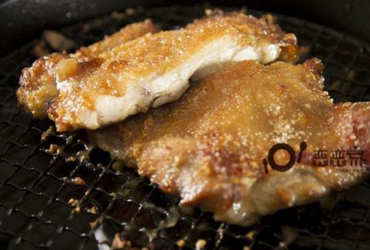 烤箱版之免油炸、好健康的泰式椒麻雞
