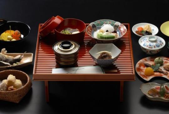【日本料理的歷史‧正式的本膳料理】