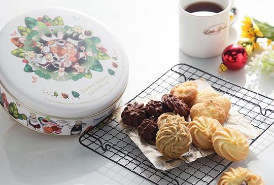 【達倫老爸餅乾小舖 ✕ 李蒨蓉】埔里的驕傲!在地食材做出的道地甜點!