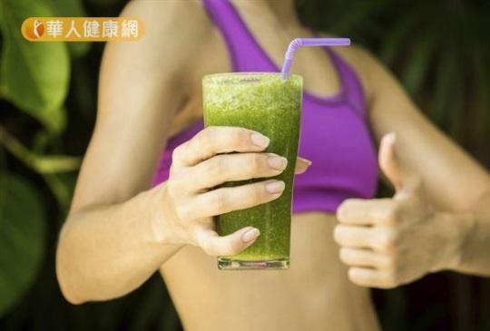 上半身肥胖vs下半身肥胖🍉喝蔬果汁不同調🍉