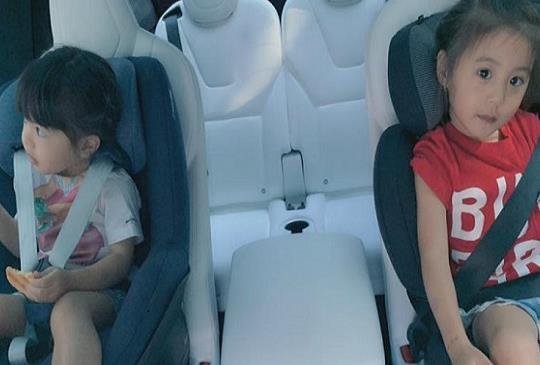 咘咘、Bo妞遇車禍!修杰楷:最好的機會教育,就是「坐安全座椅很重要」