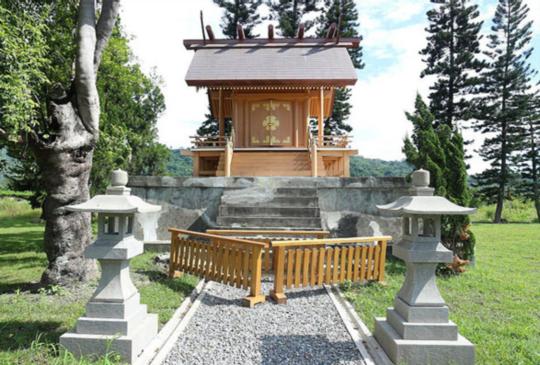 縱谷鹿野線新亮點─龍田神社
