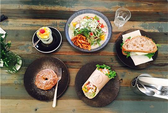 【0服務費、不限時間、盡情享受!】遠百一級戰區美食「39A Cafe'」
