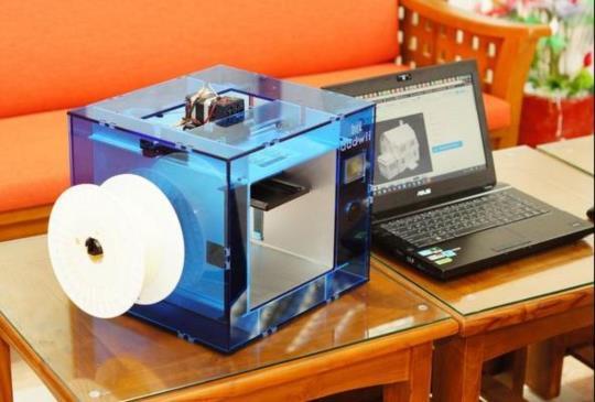 【2016年3D列印界最夯的列印機!Addwii Box精彩你的每一天】