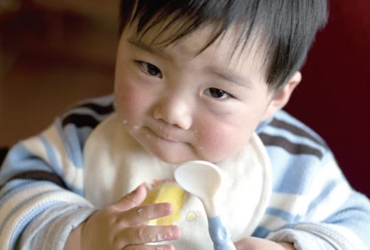 【寶寶7~8個月副食品菜單大公開!】