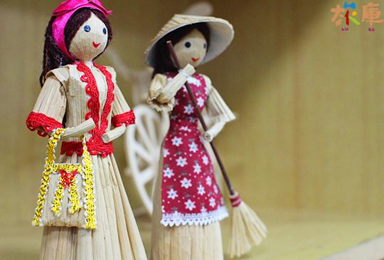 玉米娃娃工作室│田中鎮
