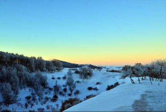 雪地拍攝之二三事