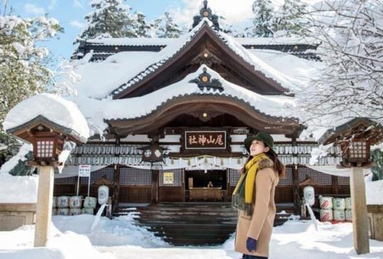 讓石川縣的美女大使,帶你體驗花嫁幸福的北陸暖旅行