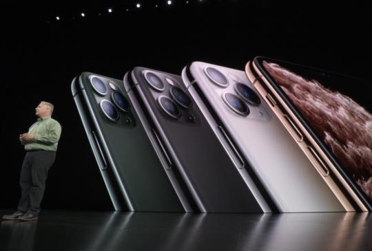 Apple 發表新 iPad、Apple Watch S5、iPhone 11 及 Pro 系列