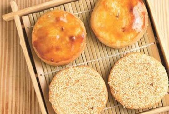 【自己動手做新竹傳統糕點:竹塹餅】
