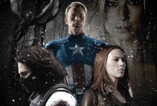 【《美國隊長2:酷寒戰士》當正義成為另一種霸權,必須有人挺身而出】
