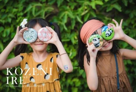 【Kozeniya台日幣分隔零錢盒】孩子們的購物實戰