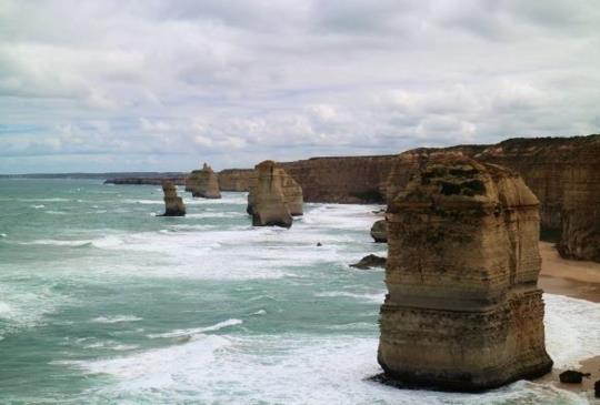 【澳洲.大洋路】此生必要收藏的景點-鬼斧神工大洋路