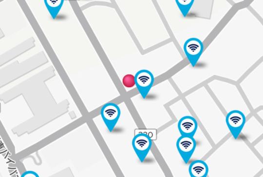 日本旅遊網路不離身,免費 Wifi App 簡介與使用方法