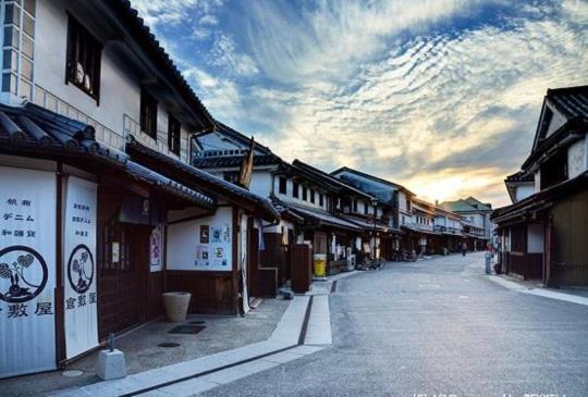 【同時體驗充滿歷史情懷的老街和現代藝術氣息的日本旅遊! 7天6夜大阪、德島‧香川行程】