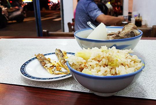 菜香、鮮湯,味道在哪家就在哪!一家讓人懷念的街邊小吃