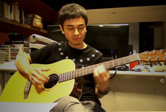 洪佩瑜 - 踮起腳尖愛 [吉他#97]