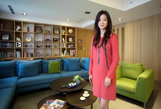 時尚生活精品專家Kelly Wang 生活精品改變我的生活態度
