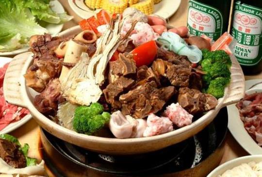 【羊肉爐+吃到飽=冬季聚餐歡樂方程式】介紹四間吃到飽羊肉爐名店!大台北冬季進補特搜~