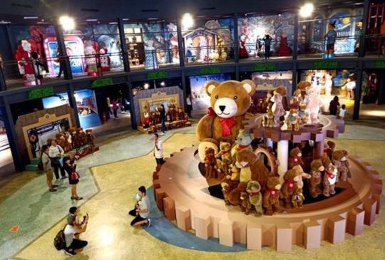【新竹】超吸睛打卡新景點「小熊博物館」,加碼關西一日遊
