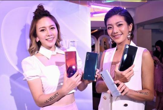 LG 宣布推出支援無線充電、三鏡頭輕旗艦級 5G 手機 VELVET