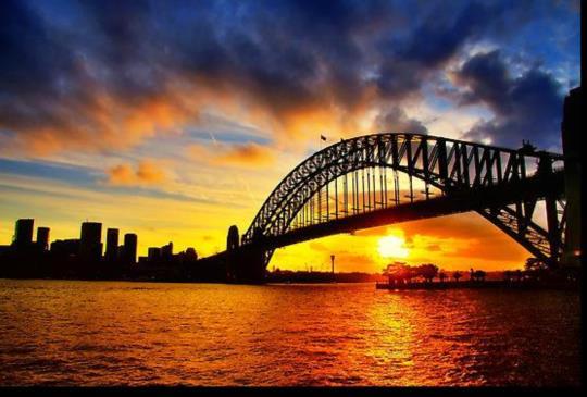 雪梨十大拍照地點