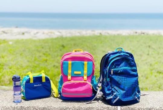零負擔上學去,讓孩子們能抬頭挺胸的減壓護脊書包~美國、德國雙認證的Moon Rock 減壓護脊書包~