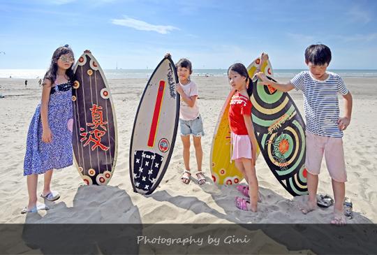 【SPOT 衝浪俱樂部 】台灣西海岸的夏威夷