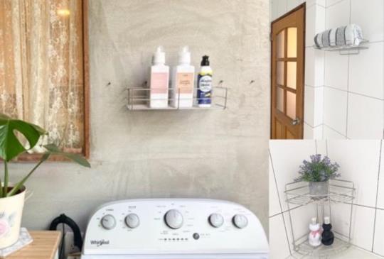 悠然生活超完美不鏽鋼置物架收納術/終結廚房浴室凌亂發霉