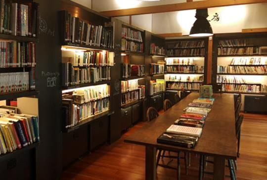[台北市] 隱身巷弄的最美公益圖書館-文房Chapter